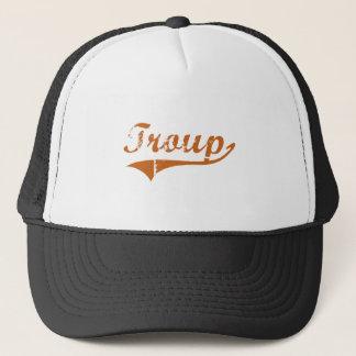 私はTroupテキサス州を愛します キャップ