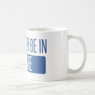 私はTulareにむしろいます コーヒーマグカップ