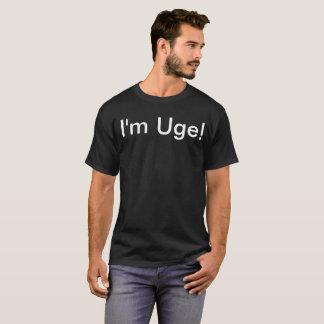 私はUgeです! Tシャツ