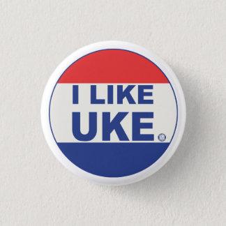 私はUKEを好みます 3.2CM 丸型バッジ