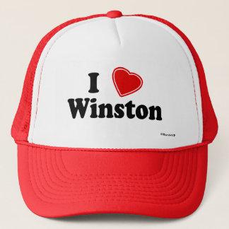 私はWinstonを愛します キャップ
