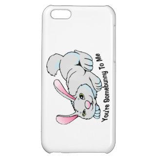 私へのあなたはSomebunny iPhone5C カバー
