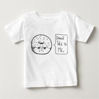 私へのdonoutの話 ベビーTシャツ