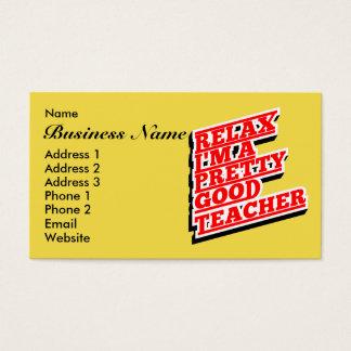 私をありますかわいらしくよい先生がリラックスして下さい 名刺
