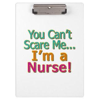 私をのおもしろいなナースの看護おびえさせることができません クリップボード