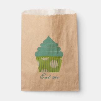 私をカップケーキ食べて下さい フェイバーバッグ