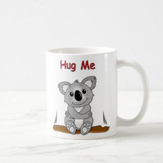 私をコアラのマグ抱き締めて下さい コーヒーマグカップ