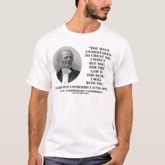 私をスー法律の余りに遅い台なしごまかして下さい Tシャツ