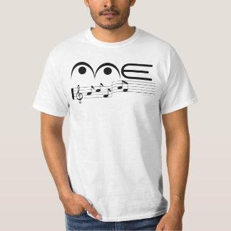 私をフェルマータのTシャツ4握って下さい Tシャツ