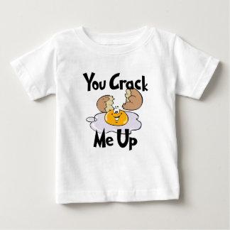 私を割ります ベビーTシャツ