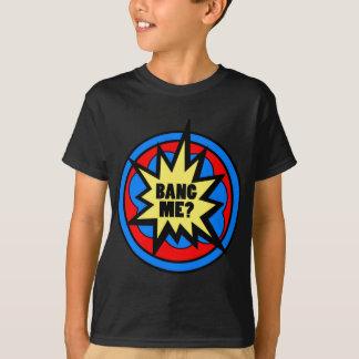 私を強打して下さいか。 Tシャツ