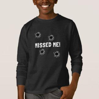 私を恋しく思われる Tシャツ
