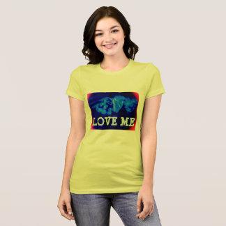 私を愛して下さい Tシャツ