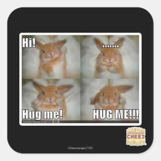 私を抱き締めて下さい スクエアシール