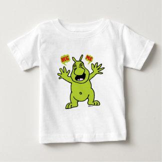 私を抱き締めて下さい! ベビーTシャツ