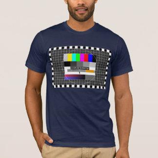 私を持っています私のテレビ見られる許して下さい Tシャツ