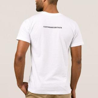 私を持つ《鳥》ハヤブサを飼って下さい! Tシャツ