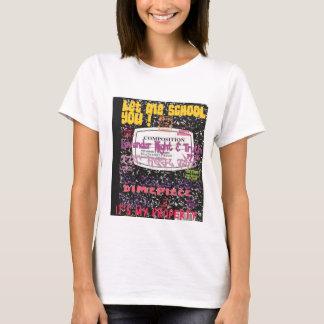 私を教育することを許可して下さい Tシャツ