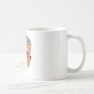 私を食べないで下さい コーヒーマグカップ