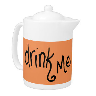 私を飲んで下さい(カボチャ)