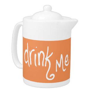 私を飲んで下さい(カボチャrev)