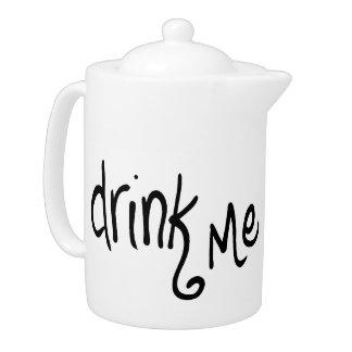 私を飲んで下さい(白)