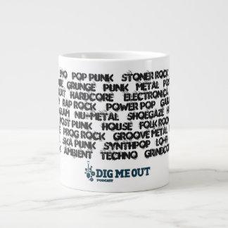 私を90年代音楽ジャンルのジャンボコーヒーカップ掘って下さい ジャンボコーヒーマグカップ