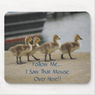 私を…マウスパッド後を追って下さい マウスパッド