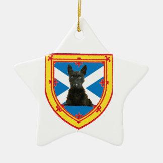 私を、私ありますスコットランド人が愛して下さい! セラミックオーナメント
