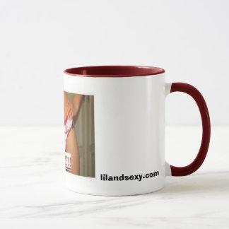 私を、2朝早くかんで下さい! 、lilandsexy.com マグカップ