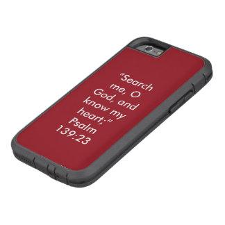 """""""私を"""" Iphone 6/6Sの携帯電話の箱捜して下さい Tough Xtreme iPhone 6 ケース"""