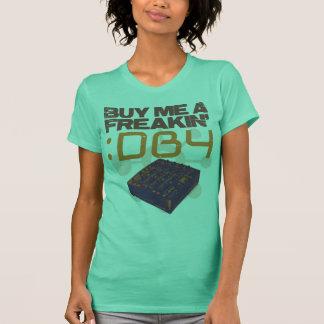 私をfreakin DB4 -女性によって合われるタンクトップ買って下さい Tシャツ