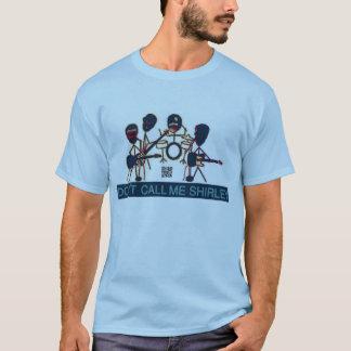 私をShirleyメリーランドバンドと電話しないで下さい Tシャツ