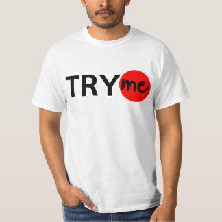 私をTシャツ裁判にかけて下さい Tシャツ