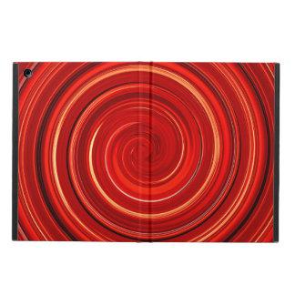 私パッドの空気箱の近代美術のスリルシリーズ iPad AIRケース