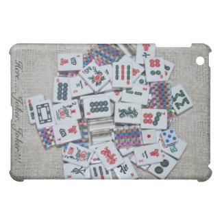 私パッドの箱-ここにジョーカーベージュ色 iPad MINI CASE