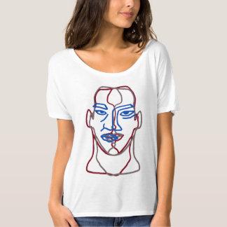 私ホログラム Tシャツ