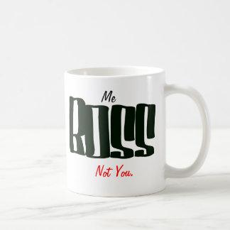 私ボスない コーヒーマグカップ