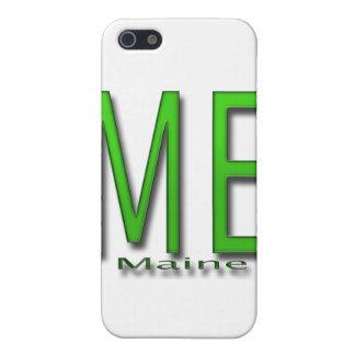 私メインの緑 iPhone 5 ケース
