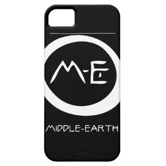私中間地球の™ iPhone SE/5/5s ケース