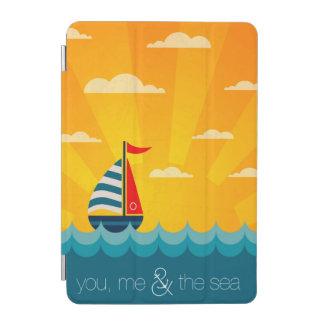 私及び海 iPad MINIカバー