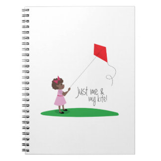 私及び私の凧 ノートブック