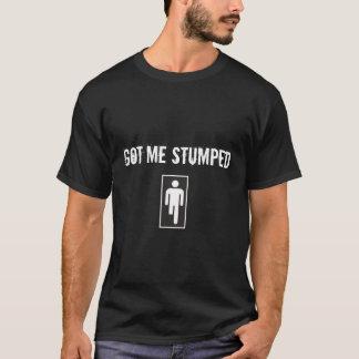 私得られる困惑しました Tシャツ