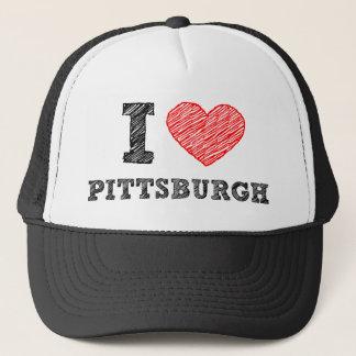 私愛ピッツバーグ キャップ