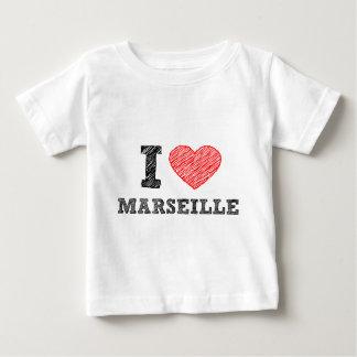 私愛マルセーユ ベビーTシャツ