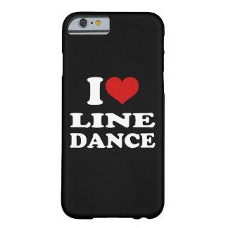 私愛ラインダンスのiPhone 6/6s Barely There iPhone 6 ケース