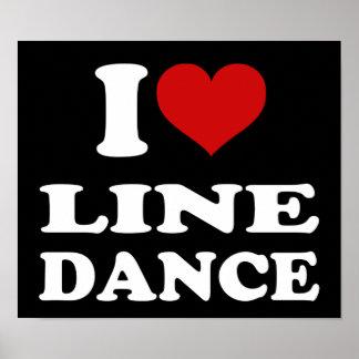 私愛ラインダンス ポスター