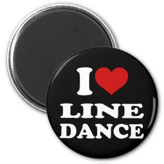 私愛ラインダンス マグネット