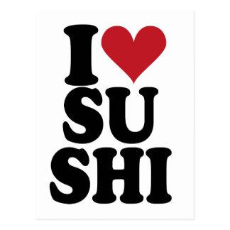 私愛寿司 ポストカード