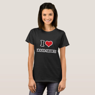 私愛腰蓑 Tシャツ